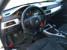 BMW E91 320D M47N2 2005