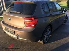 BMW F20 125D N47 2012