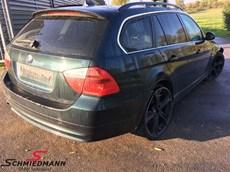 BMW E91 330XD M57 2005
