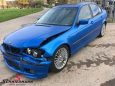 BMW E46 320D M47N 2002