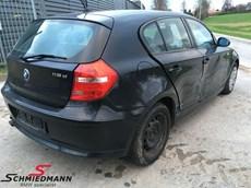 BMW E87 LCI 118D N47 2008