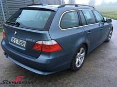 BMW E61 LCI 520D N47 2009