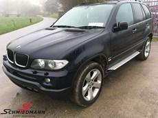 BMW X5 (E53) 3.0D M57N 2005