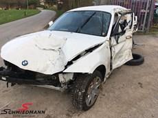 BMW E87 LCI 116D N47 2001