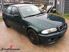 BMW E46 316I M43TU 2000