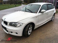BMW E87 LCI 123D N47S 2009