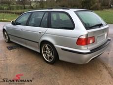 BMW E39 530D M57 2002