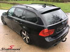 BMW E91 LCI 330D N57 2008