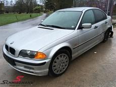 BMW E46 318I M43TU 1999
