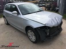 BMW E87 LCI 118D N47 2007