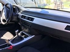 BMW E91 LCI 318D N47 2008